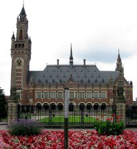 court of arbitration, the hague